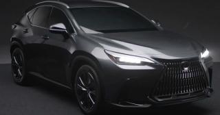 Lexus NX mới dự kiến ra mắt toàn cầu vào ngày 12/6