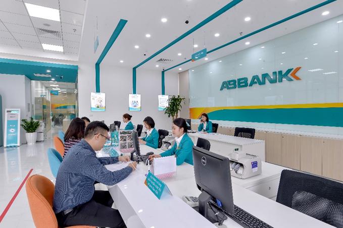 ABBANK thay đổi hệ thống nhận diện thương hiệu