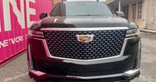 Cadillac Escalade 2021 có giá khoảng 8 tỷ đồng cập bến Việt Nam