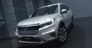 Thêm thông tin về mẫu Honda BR-V đời mới