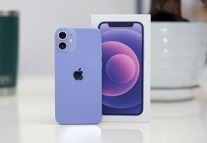 apple dung san xuat iphone 12 mini