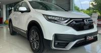 Honda CR-V giảm giá mạnh