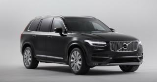 Volvo XC90 thế hệ mới sẽ sử dụng hệ thống truyền động thuần điện