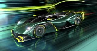Siêu xe Valkyrie AMR Pro của Aston Martin ra mắt với giới hạn 40 chiếc