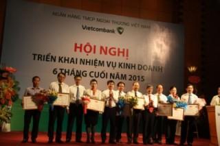 Vietcombank: Tích cực thu hút nguồn vốn giá rẻ