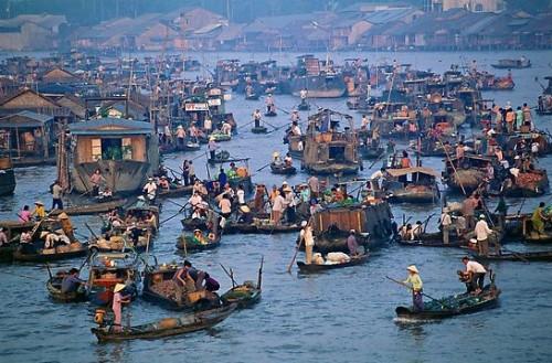 """Tăng cường viện trợ cho nhóm """"Mekong 5"""""""