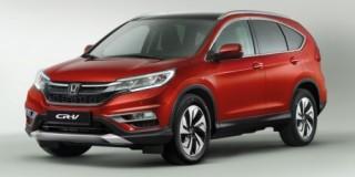 Honda CR-V 2017 sẽ lớn hơn, với bảy chỗ ngồi