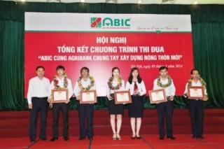 ABIC: Dấu ấn từ các chương trình thi đua