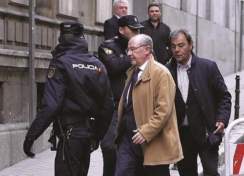 Cựu Tổng giám đốc IMF vướng vòng lao lý