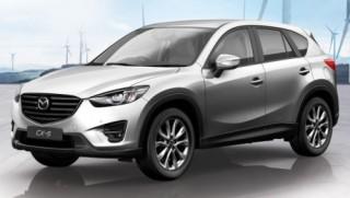 Mazda ra mắt phiên bản CX-5 Diesel tại thị trường Malaysia