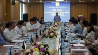 Công đoàn NHVN tổ chức Hội nghị BCH Công đoàn NHVN lần thứ 10, khóa V