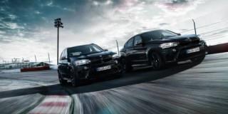 BMW giới thiệu phiên bản đặc biệt dành cho X5 M và X6 M