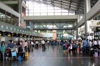 Nhà ga T1 Nội Bài sẽ được nâng công suất lên 15 triệu khách/năm
