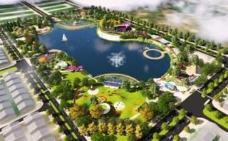 Tập đoàn Nam Cường xây dựng Công viên Thiên Văn học ngoài trời
