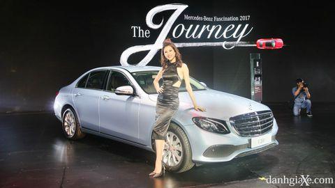 Mercedes Fascination 2017 chính thức khai màn tại Hà Nội