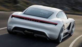Porsche Macan thế hệ tiếp theo sẽ là xe chạy bằng điện?