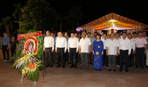 Đại Lễ cầu siêu tưởng niệm, tri ân các Anh hùng Liệt sĩ tại Quảng Trị