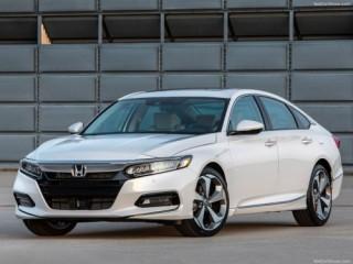 Honda Accord 2018: Thiết kế mới, động cơ mới