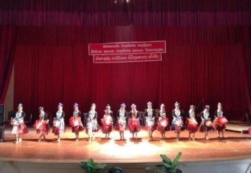 42 nghệ sĩ Lào biểu diễn tại Việt Nam