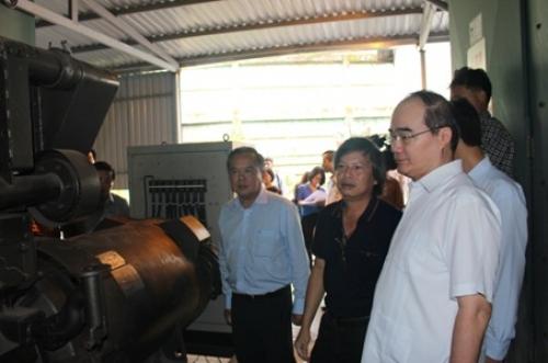 TP. HCM: Khuyến khích phát triển mô hình điện từ rác thải