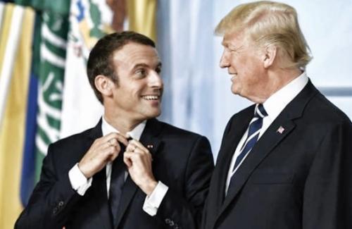 Pháp muốn làm cầu nối thúc đẩy quan hệ Mỹ - EU