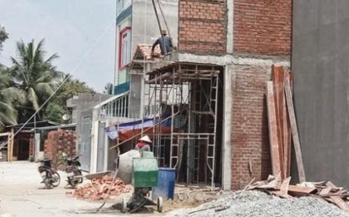 TP. HCM: Cấp giấy xây dựng tạm còn nhiều lúng túng