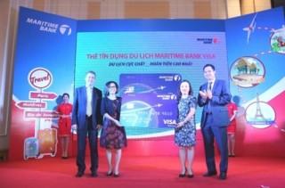 Thẻ tín dụng du lịch đầu tiên được hoàn tiền tại Việt Nam