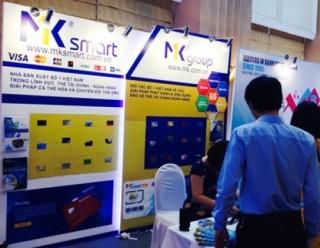 MK Smart được cấp chứng chỉ sản xuất thẻ tài chính UPI
