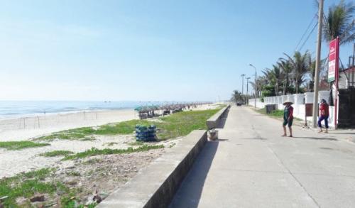 Người nước ngoài mua đất ven biển Tam Thanh?