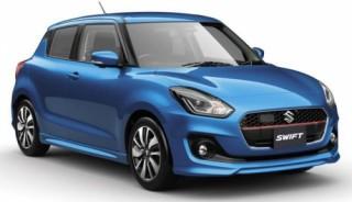 Suzuki Swift Sport all-new sẽ ra mắt vào tháng 9 tới đây