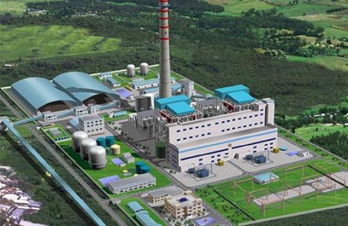 Công bố thành lập Công ty Nhiệt điện Thái Bình