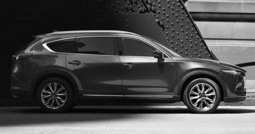 Mazda CX-8 dự kiến được ra mắt vào cuối năm