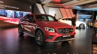 Mercedes-AMG GLC 43 4MATIC Coupe 2018 có giá từ 112.000 USD