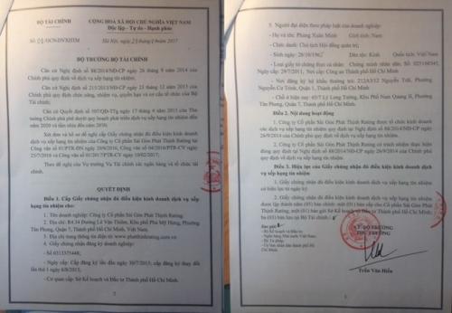 Việt Nam có công ty cung cấp dịch vụ xếp hạng tín nhiệm đầu tiên