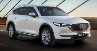 Mazda CX-8 bản diesel có giá từ khoảng 713 triệu đồng
