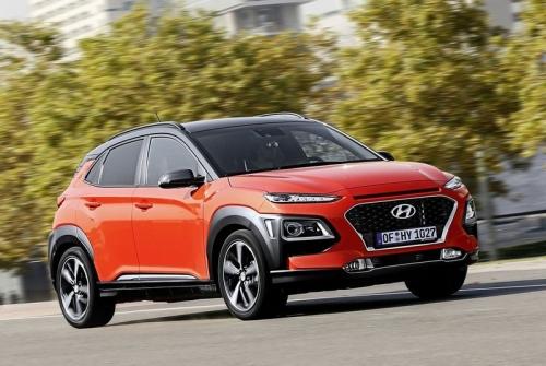 Hyundai KONA 2018 có gì?