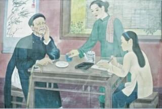 """Bí ẩn những bức họa """"Lục Vân Tiên"""""""