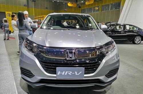 Honda HR-V 2018 sắp về Việt Nam