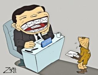 Triển lãm tranh biếm họa: Góp thêm tiếng cười nhân văn