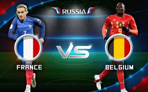 Pháp gặp Bỉ: Trận 'so găng' của bộ ba ngôi sao
