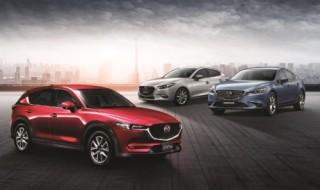 Xe Mazda tiêu thụ mạnh trên thị trường