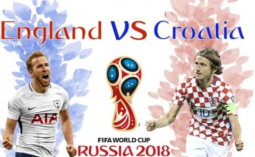 Anh gặp Croatia: 'Trai trẻ' gặp 'già gân'