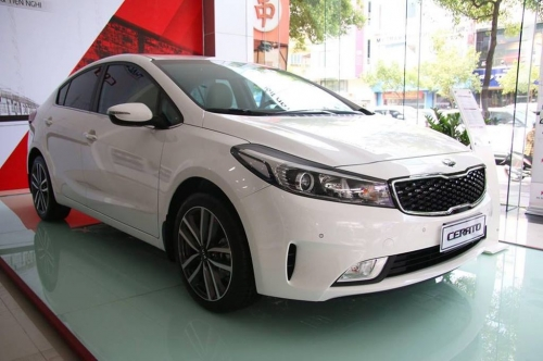 5 lựa chọn cho dòng Sedan có giá từ 600 đến 800 triệu đồng