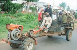 Nan giải bài toán an toàn giao thông