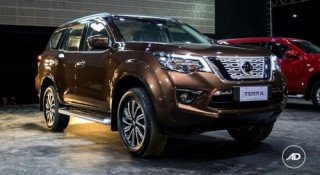 Nissan Terra sắp về Việt Nam có gì?