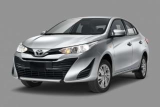 Toyota Vios 2018 có giá từ 284 triệu đồng