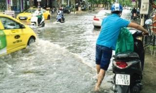 Cần có giải pháp chống ngập bền vững