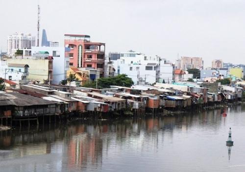 TP.HCM: Cuối năm 2018 dứt điểm di dời nhà ven kênh rạch nhóm 7 dự án