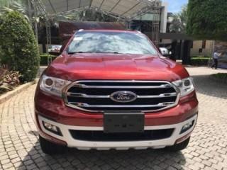 Ford Everest 2018 có giá dự kiến từ khoảng 850 triệu đồng