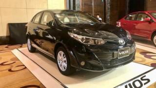 Với giá từ 284 triệu đồng, Toyota Vios 2018 có gì?
